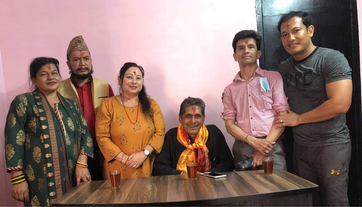 परिवर्तन नेपाल द्वारा गुरू पुर्णिमाको पावन अवसरमा हवन सहितको कार्यक्रम सम्पन्न